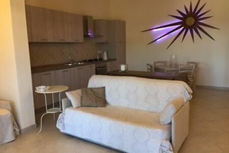 Bellissimo appartamento sulla piscina - Golfo Aranci