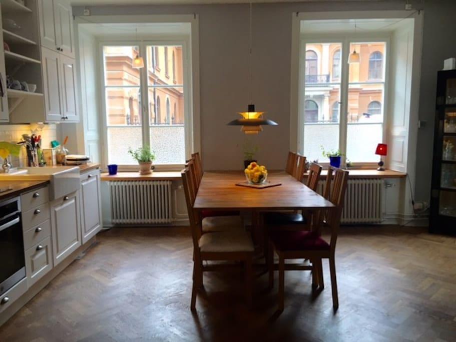Kitchen (20m2)