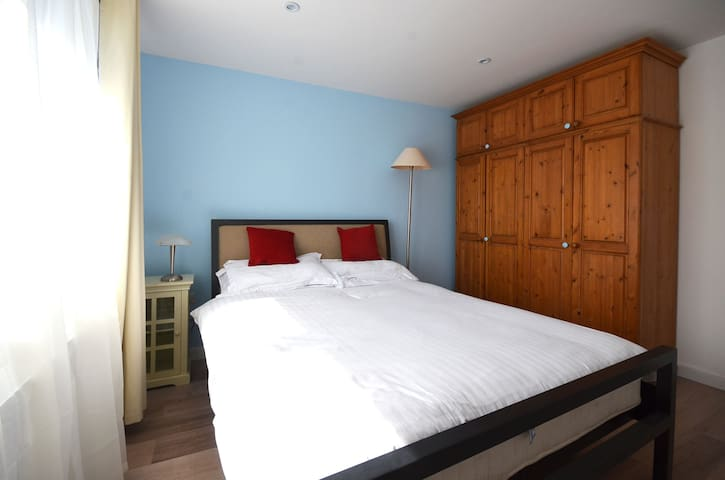Luxurious room with private bathroom and TV - Adya