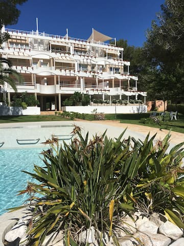 Private Charming Apartment  San Carlos
