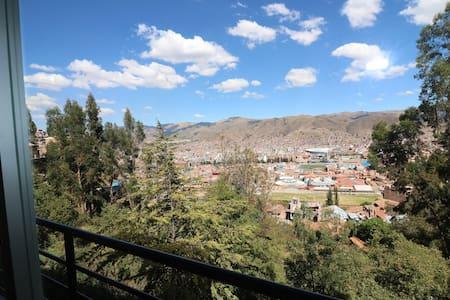 Amazing view in Cusco