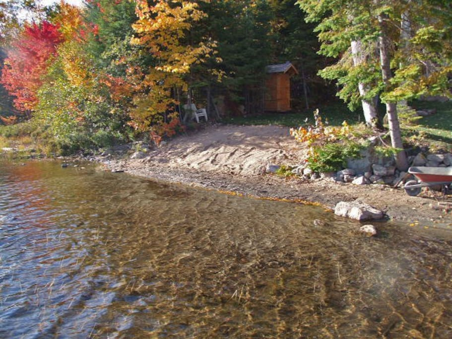 Lakefront South Algonquin Paradise Cottages For Rent In