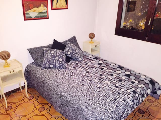 Room with great view close to beach - Barcelona