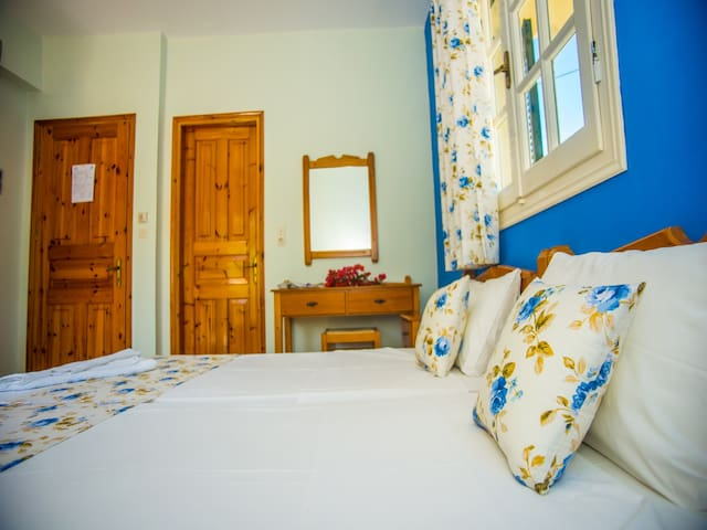 Panoramic Sunset Double Room - Kothreas - Bed & Breakfast