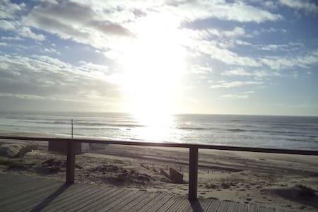 Praia tradicional, com pesca de arte Xávega - Praia de Mira - 公寓