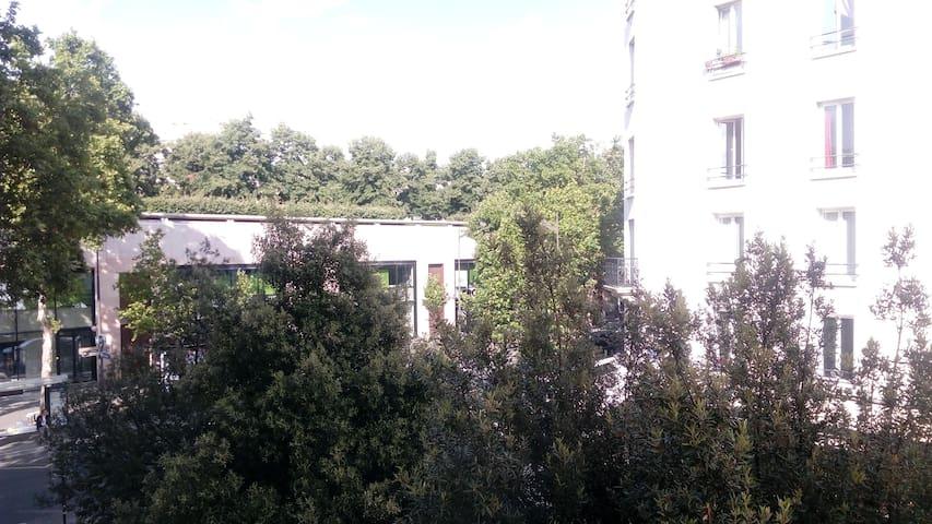 Petit appartement situé prés de Gare de Lyon
