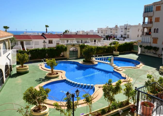 2 Bedroom Apartment near Popular La Mata Beach