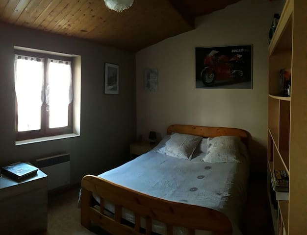 Room to rent - Saint-Michel-de-Maurienne - Dům