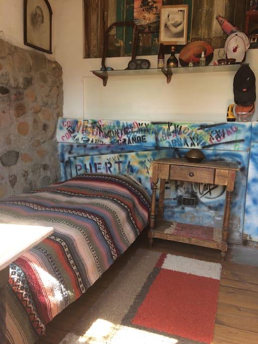 Little bedroom Cottage 1