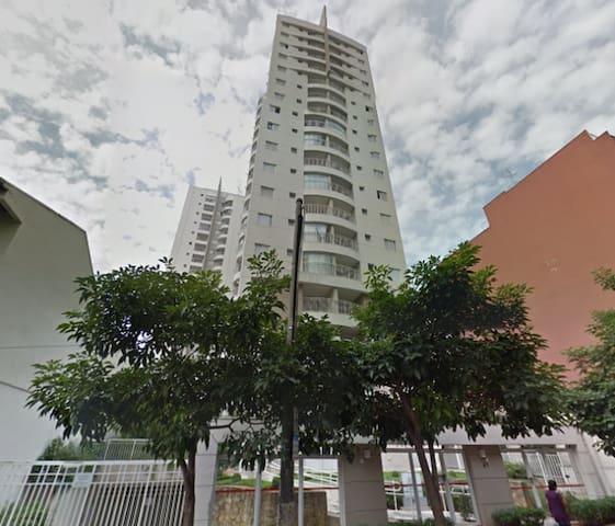 Apartamento novo e aconchegante - São Paulo