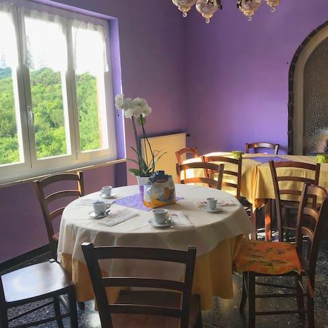 Casa con vista a Belgua