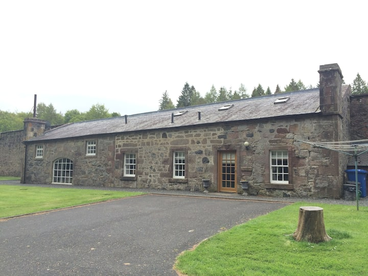 Cunninghame Cottage on Blairquhan Castle Estate