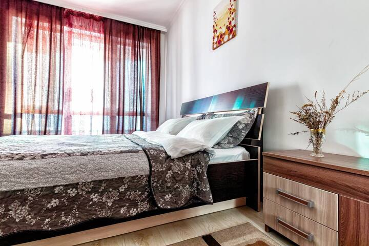 Уютная квартира в центре Левого берега, 55кв.м.