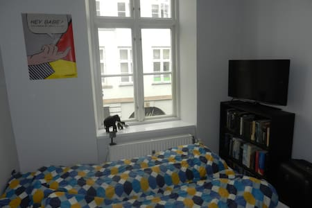 As central to Copenhagen as it can be! - København - Apartment