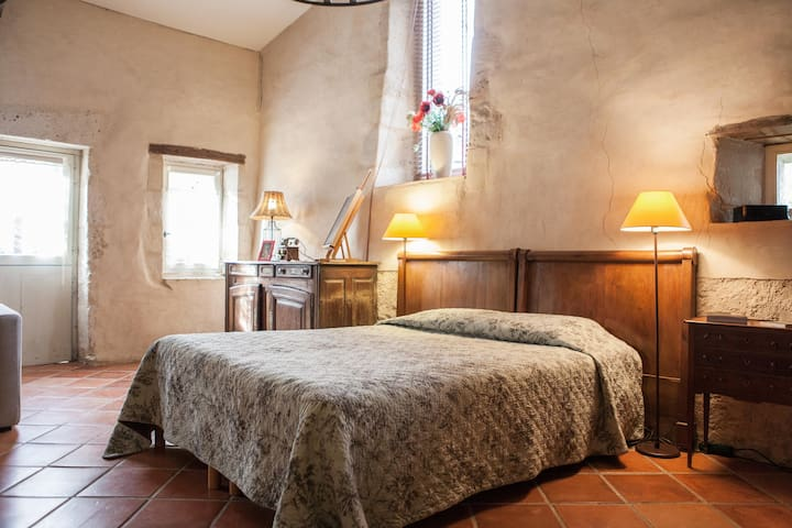 COUNTRY COTTAGE BORDEAUX ST EMILION - Saint-Quentin-de-Baron - House