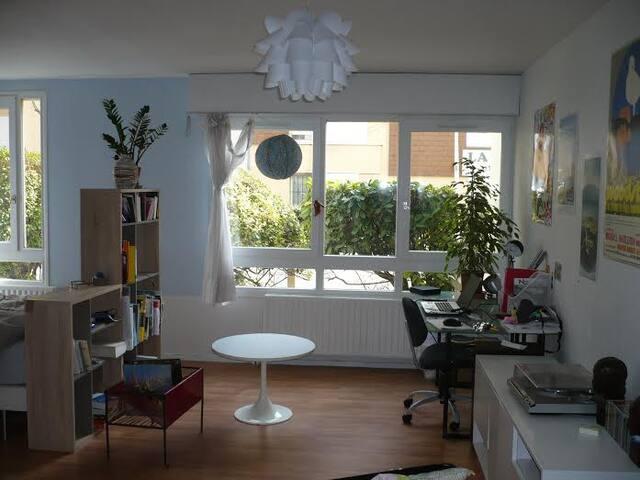 Studio entre Paris et Disney - Neuilly-sur-Marne - Leilighet