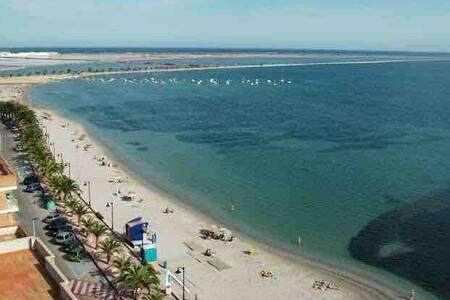 Apparentement 200 mètres de la plage Villananitos