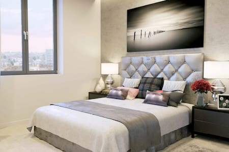 Luxury 2 Bedroom town centre apartment - Stevenage