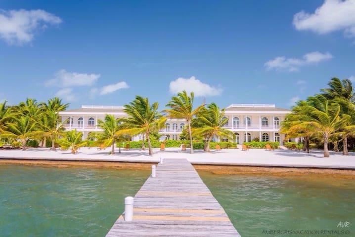 Tara del Sol Belize Oceanfront 2BR
