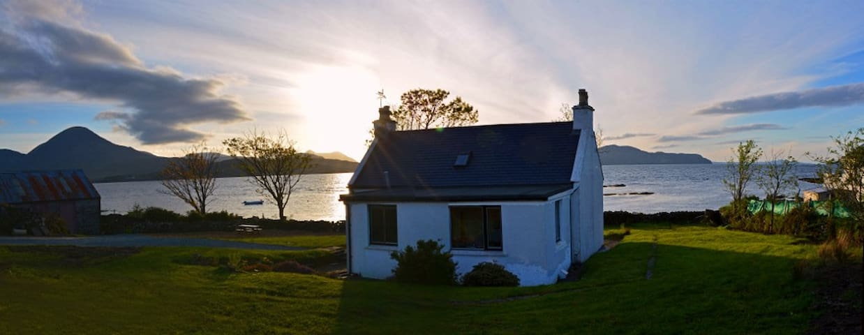 Puffin Croft - Broadford - Hus