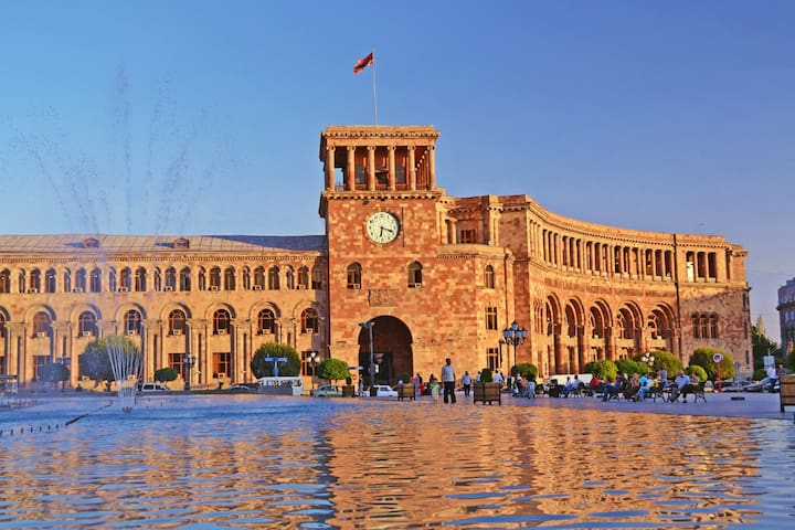 Апартаменты в самом центре Еревана - Yerevan - Lägenhet