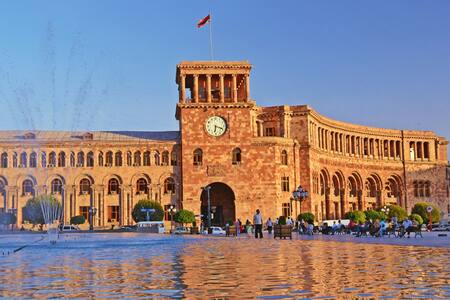Апартаменты в самом центре Еревана - Yerevan - Leilighet