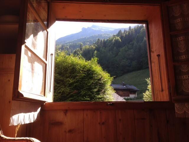 Charmant mazot montagnard - Les Contamines-Montjoie