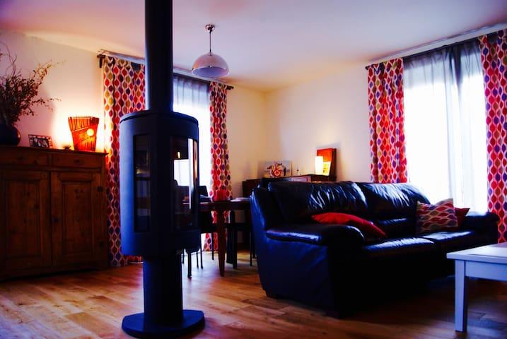 Maison avec spa et jardin pour famille et affaire - Aurillac - Ev