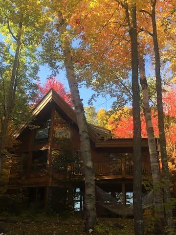 Autumn Color abounds