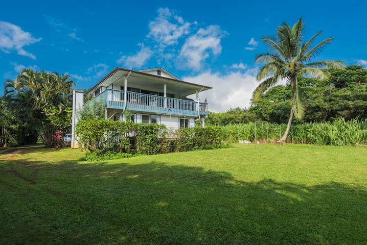 Comfortable Jungle Paradise Close to the Beach - Haleiwa - Casa
