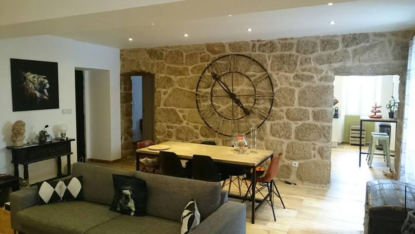 Casa di missia  centre ville  100m2 - Sartène - Appartement