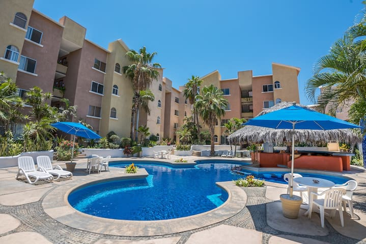 This condo is perfect if you want to spend a great - Cabo San Lucas - Apartamento
