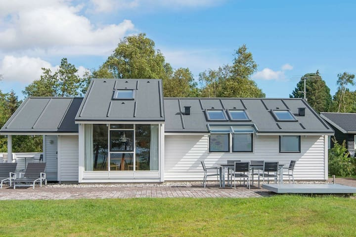 Peaceful Holiday Home in Jutland near Sea