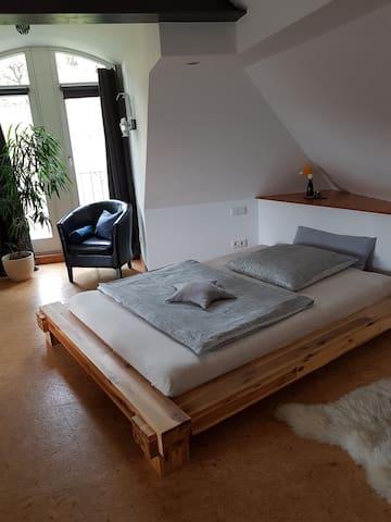Schlafplatz 140x200