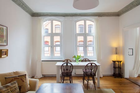 Central and stylish 3-room flat - Hannover