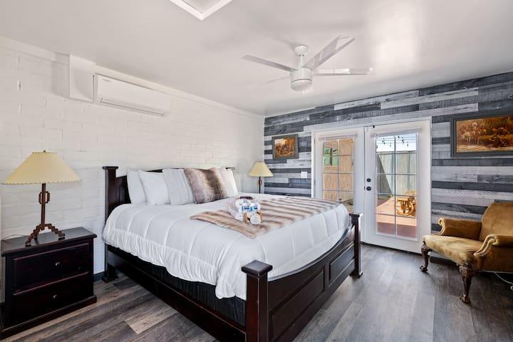 Private Casita Suite -  King Bed