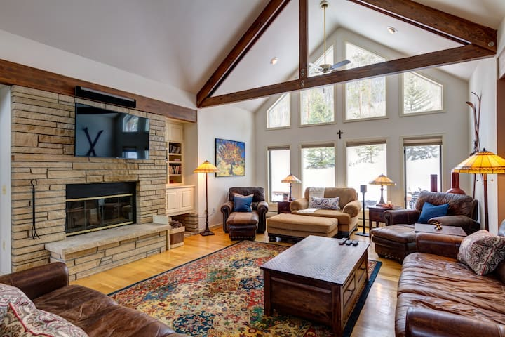 Keystone Ranch Beauty- Secluded & Great For Groups