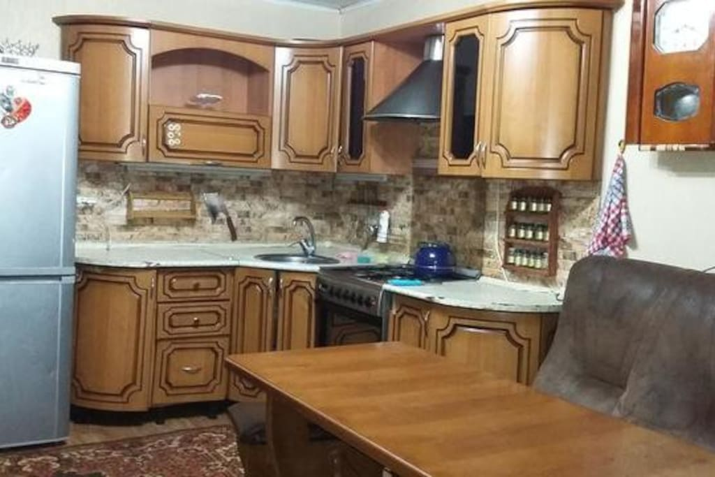 Кухня/kitchen (12 m²)