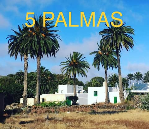 5 Palmas - a Guest House in Haria