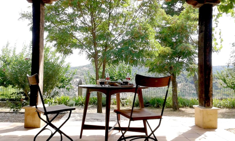 Finca la Solana - Private Room - Trillo - Hus