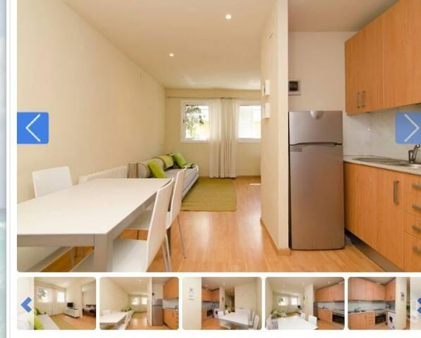 Apartamento en el centro de LLoret de Mar.