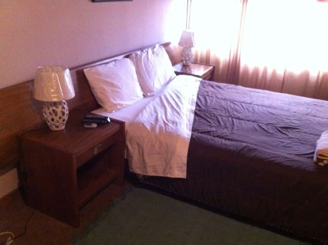 Comfy Room near to Airport/San Jose - San Jose - Casa