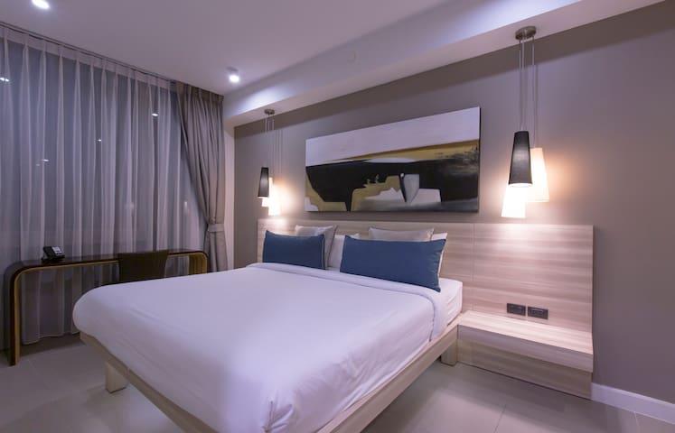 Cozy 1-BR  apartment in Laguna, 2 pools, 2 gyms ❤️ BangTao Beach (702С2)