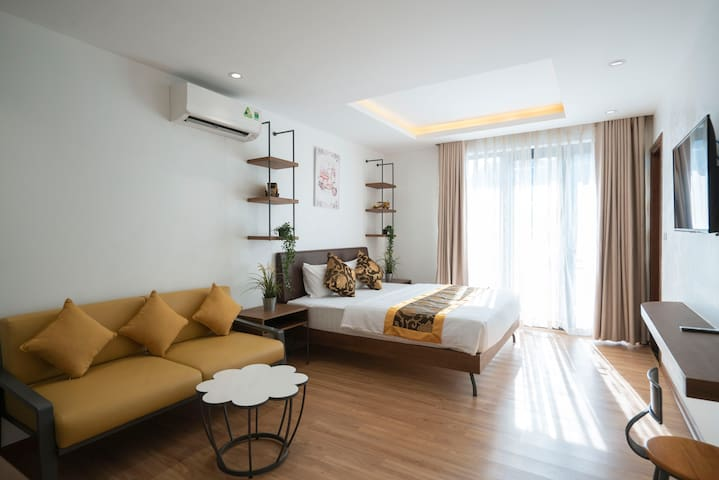 Deluxe King Room Monbay/Ha Long/Bãi Cháy/Sunworld