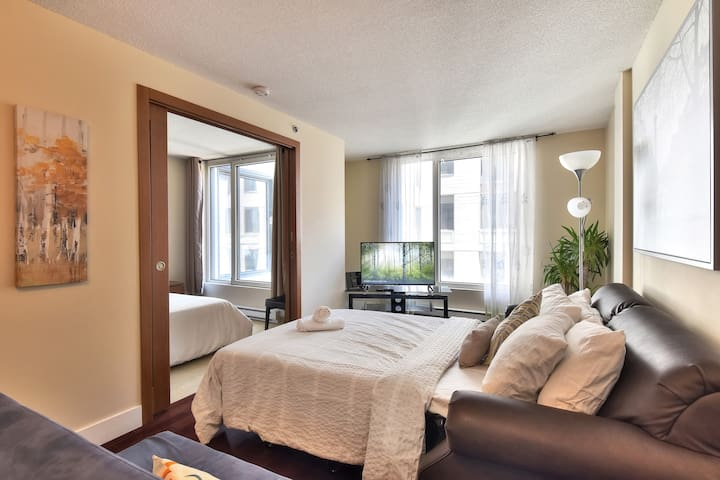 Gorgeous condo in the old Montreal