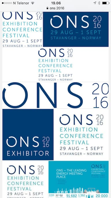 Walking distance to ONS  exhibition  15 minutes or bus 2 minutes