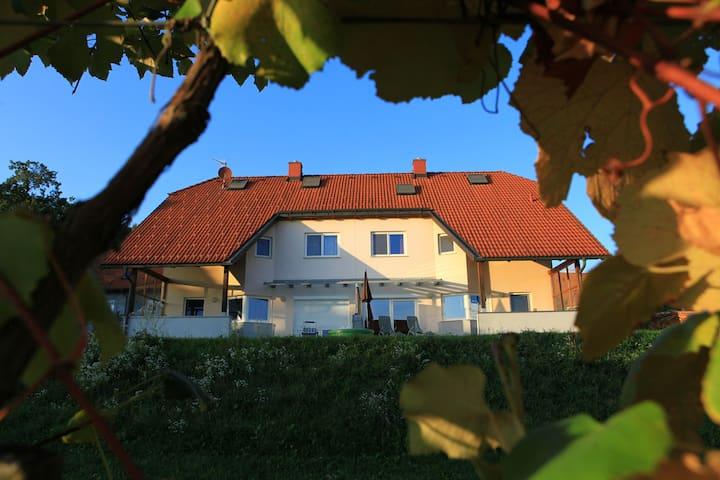 FERIENHAUS AM SCHLOSSHANG Haus B