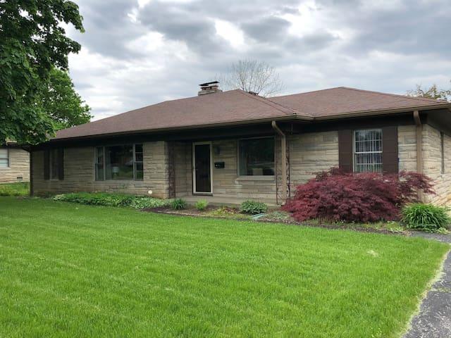 The Warren Park Ranch House