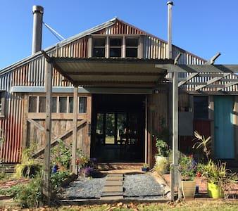 Byron Bay Historic Barnstay - Haus