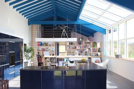 Loft atypique - Irissarry - Loft-asunto
